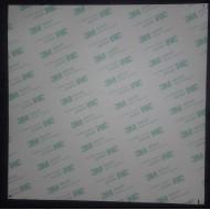 3M 468MP transparentní lepící fólie (205 x 205 mm)
